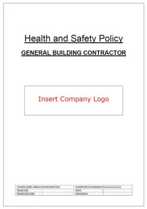 Building Policy Image
