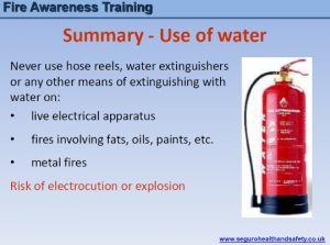 Fire Awareness Training 3