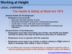 Working at Height Training Training Presentation 3