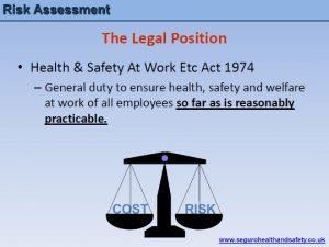 Risk Assessment Training Presentation 2