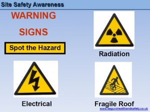 Site Safety Awareness 1