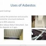 Uses of Asbestos