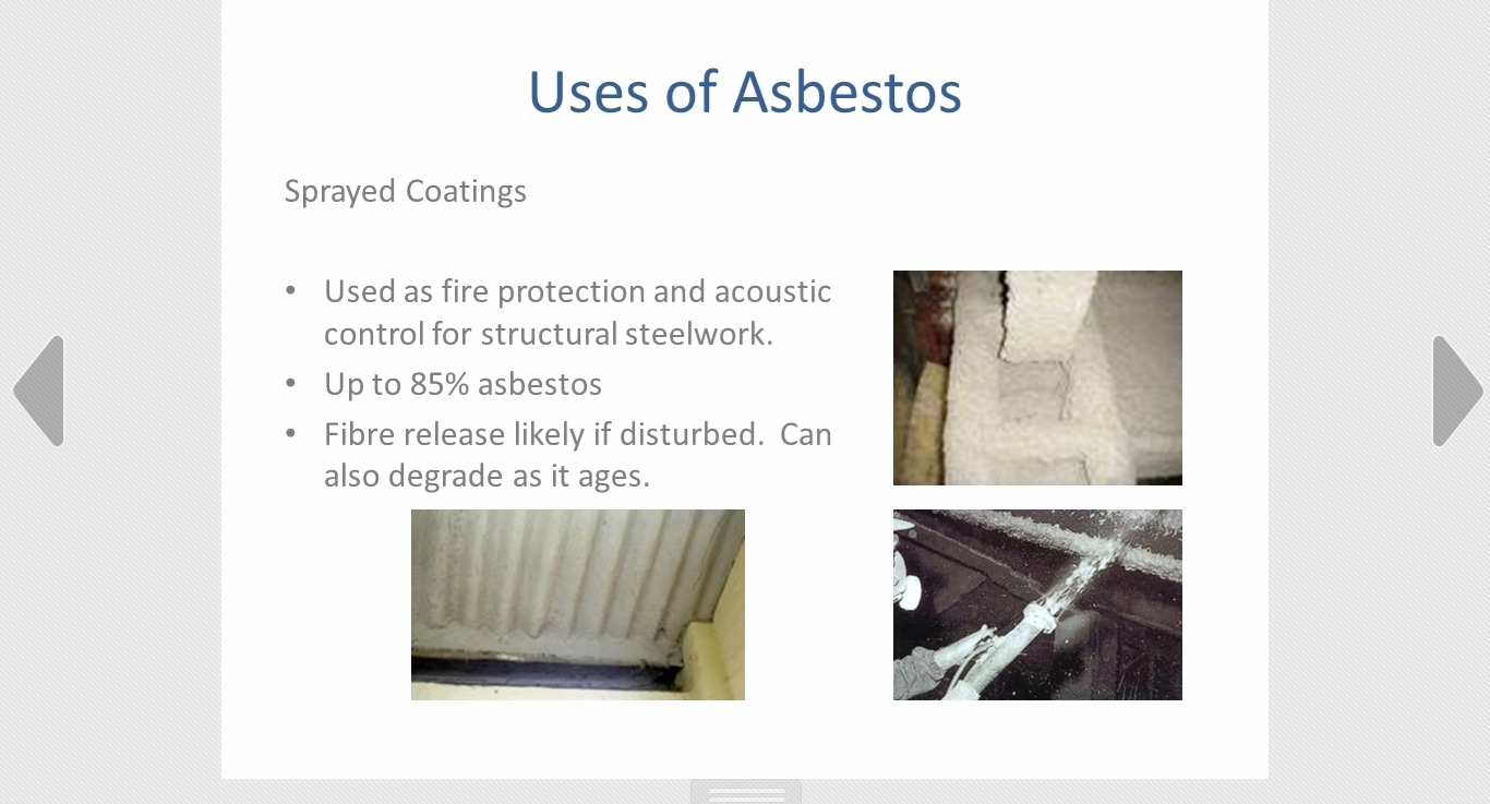 Asbestos Awareness eLearning 3