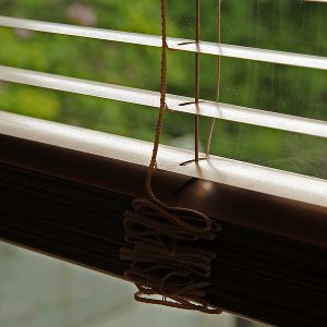 Blinds Installation Risk Assessment