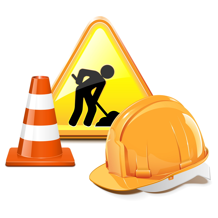 Construction industry logo