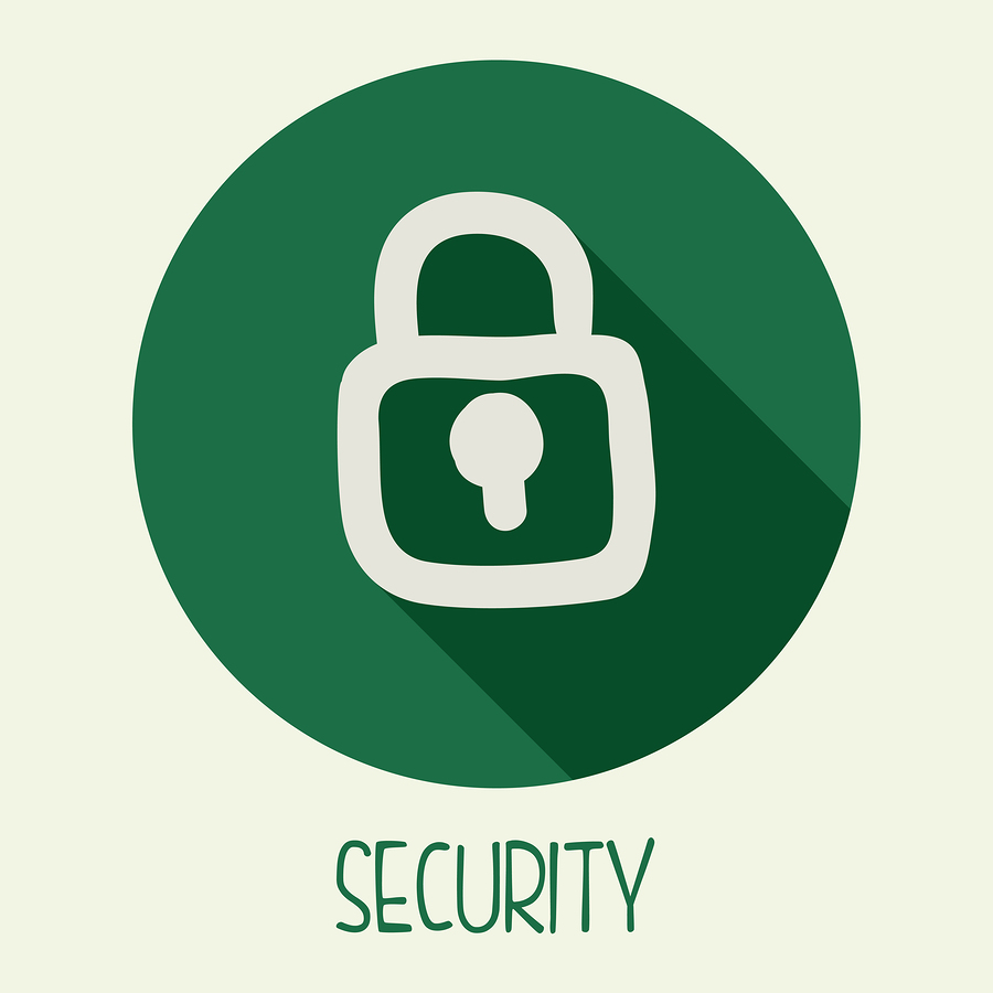 Security industry logo