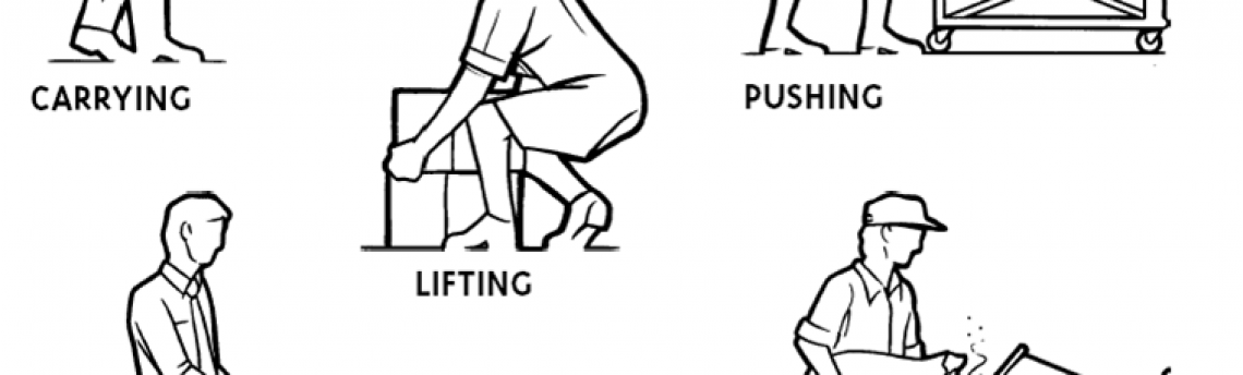 health and safety manual handling