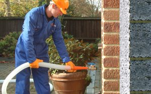 Cavity Wall installation risk assessment and method statement