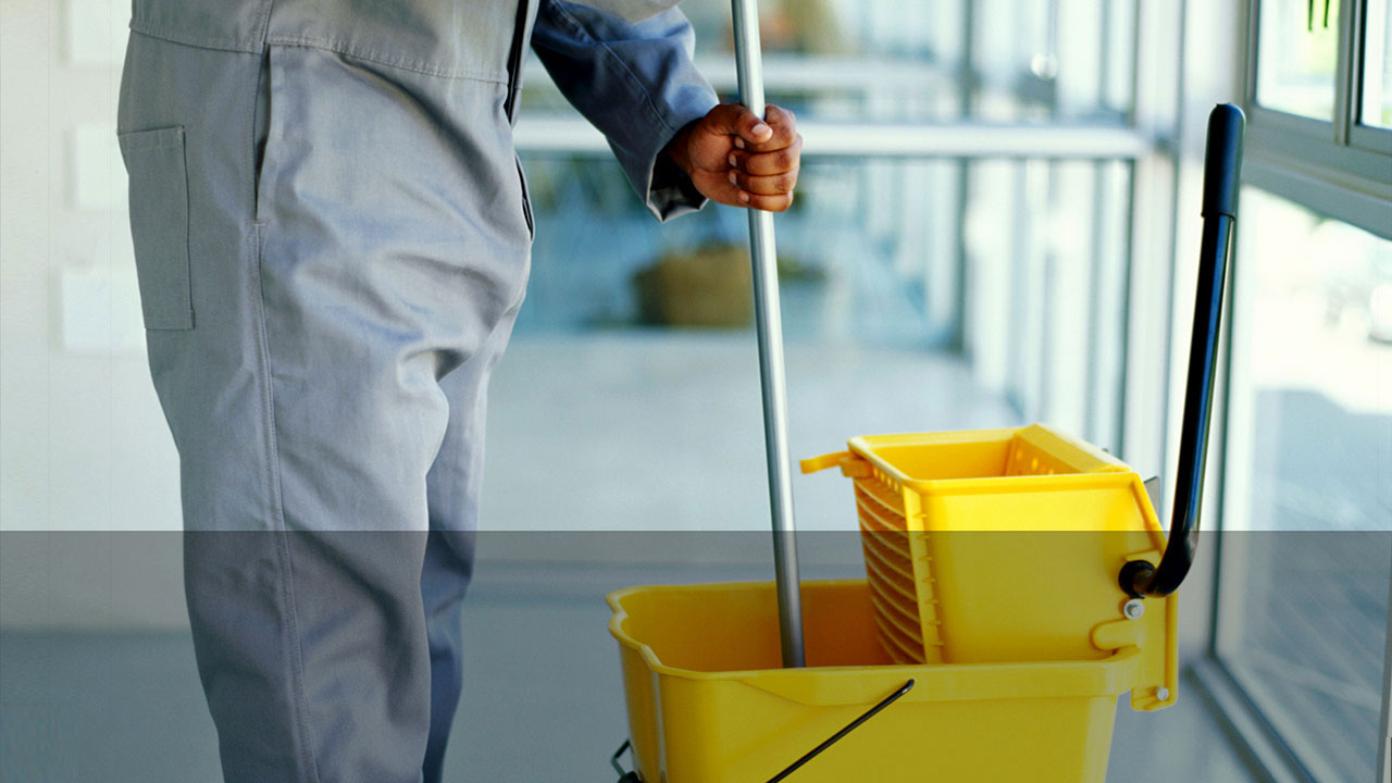 Commercial Office Cleaning Training Manual