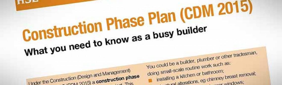 Construction Phase Plan