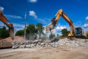 Demolition to Single Storey Structure