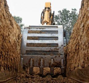 trench excavator