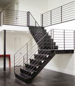 installation of steel staircase risk assessment