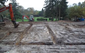 Drainage laying Risk Assessment