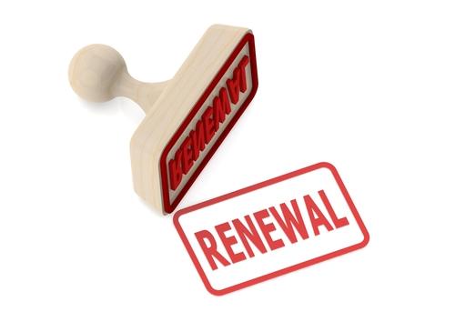 CHAS renewal