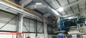 Risk Assessment & Method Statement - Installation of Ducting