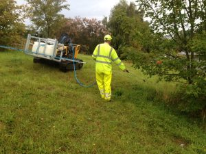 Risk Assessment & Method Statement - Weed Spraying