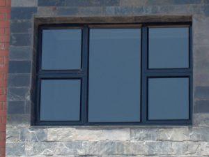 Installation of Aluminium windows and doors