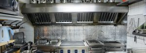 Cleaning of Kitchen Extraction System