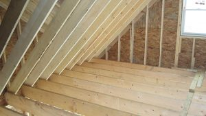 Installation of Stairs, Joists & Trusses