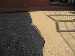 Installation of Resin Bound Paving
